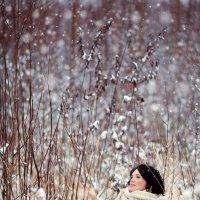 Первый снег :: Юлия Скороходова