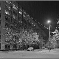 а снег идет... :: Дмитрий Анцыферов