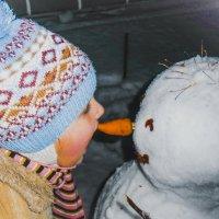 Зимние забавы))* :: Анастасия Журавлева