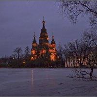 Церковь :: Irina Gorbovskaya