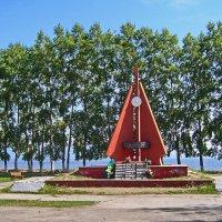 Нижнеангарск, Памятник борцам за Советскую власть :: val-isaew2010 Валерий Исаев