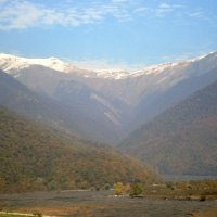 Кавказские горы :: мария