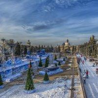 Под Новый год :: Юрий Митенёв