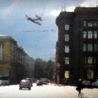вообразить нечаянно аэроплан :: sv.kaschuk