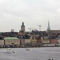Набережные Стокгольма-4 :: Александр Рябчиков