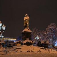 Зима в моем городе. :: Мария Рябкова