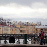 Прогулка  по центру Санкт-Петербурга :: Фотогруппа Весна.