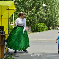 Однажды на празднике 1 :: Валерий Кабаков