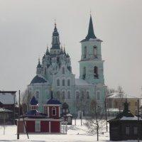 Церковь :: Николай Кошкаров