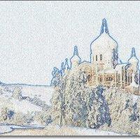 Купола в небе :: Лидия (naum.lidiya)