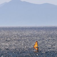 Солнечный блеск морской воды. :: Маргарита ( Марта ) Дрожжина