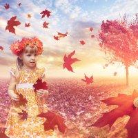Осенняя сказка :: Надежда Тихонова _  Nadin Ti  _