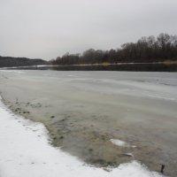 и это зима :: Людмила