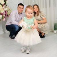 Маруська и ее семья :: Магдалина Терещенко