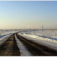 Дорога на Горнокнязевск :: Tata Wolf