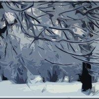 под снегом декабря... :: Николай Староверов