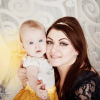 Кристина и Лера :: Константин Денисов