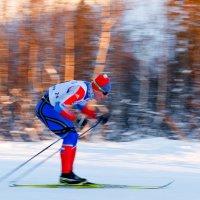 Хибинская гонка 2014 (1) :: Александр Неустроев