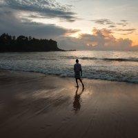 Рассвет на острове Цейлон :: Артем Воробьев