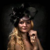 Дама в шляпке... :: Андрей Войцехов