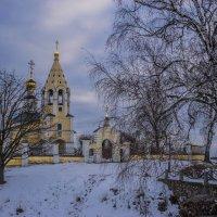 Церковь Рождества Богородицы в Городне на Волге :: Михаил (Skipper A.M.)