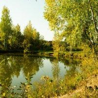 озеро :: дмитрий глебов