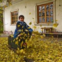 Осень подруга :: Наталья Джикидзе (Берёзина)