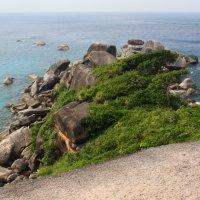 Симиланские острова являются одним из самых красивых мест южной части Тайланда :: Елена Павлова (Смолова)