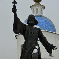 полковому священику :: Роман Романов