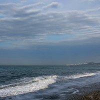 Утро.Море.Сочи :: Виолетта