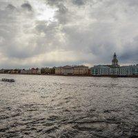 Большая Нева :: Евгений Никифоров