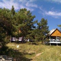 Гостевые домики на берегу :: Alexander N