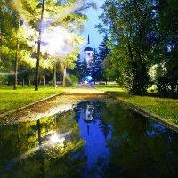 тихая ночь :: Алексей Белик