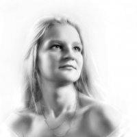 Дама в светлом...4 :: Андрей Войцехов