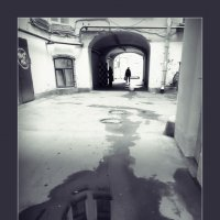 второй век - с чёрного входа :: sv.kaschuk