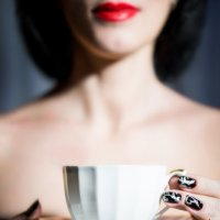 Крепкий кофе :: Dina Ross