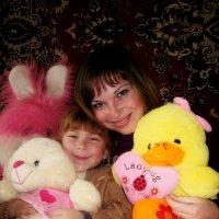 Подруга с доцей. :: Леночка Любимова