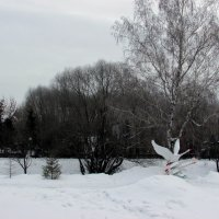 Лебеди :: раиса Орловская