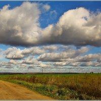 низкая облачность :: Дмитрий Анцыферов