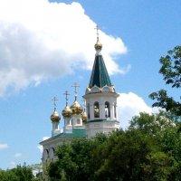 Храм святителя Николая Чудотворца, г. Уссурийск :: Инна Буяновская