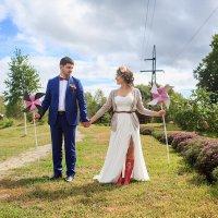 Даша и Артем :: Lisa Shaburova