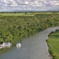 На реке Чавон :: Alexandr Zykov