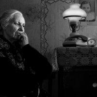 """""""Ожидание звонка"""" :: Евгений Терехин"""