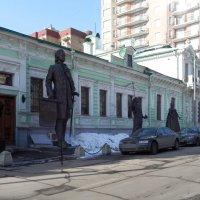 Музей-мастерская Зураба Церетели. :: Oleg4618 Шутченко