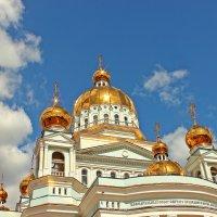 Солнечные блики на куполах :: Лидия (naum.lidiya)