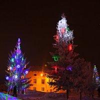 Город в ожидании Нового года... :: Владимир Анатольевич