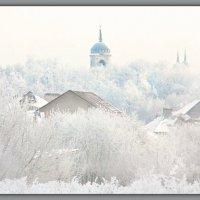 Там... за туманами... :: Olenka