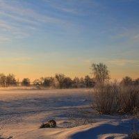 утренний пейзаж :: Михаил Юрьевич