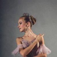 Настя в образе принцессы Авроры :: Ирина Лепнёва