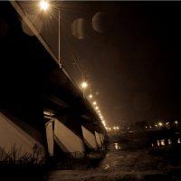 Окский мост(Новый) :: Денис